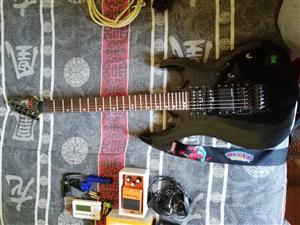 [URGENT SALE] Guitar & Amplifier Bundle