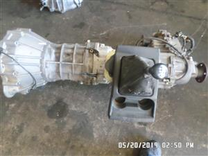 FORD RANGER 4L 5 SPEED GEARBOX FOR SALE