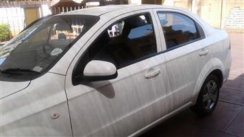 2013 Chevrolet Aveo 1.6 LS hatch automatic