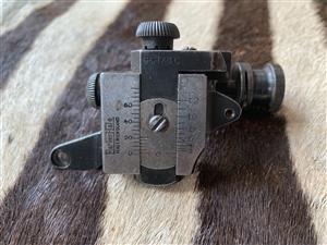 Rifle sight 303 Parker Hale