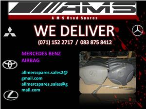 MERCEDES BENZ AIRBAGS FOR SALE