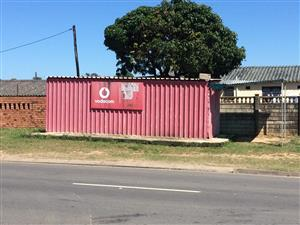 6M Business / Storage Container