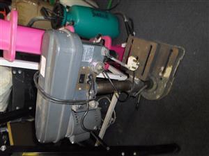 Go-Well 5 Speed Drill Press
