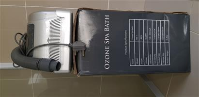 Ozone Spa Bath