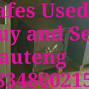 Safes Used Buy and Sell