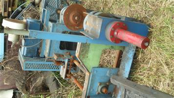 Wire coiler / decoiler for sale