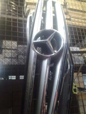 MERCEDES BENZ GRILLS FOR SALE