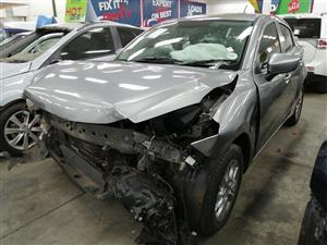 2016 Mazda 2 Mazda 1.5DE Hazumi Code 2