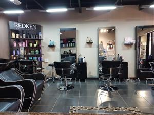 Hair Salon space to rent in Pretoria East!