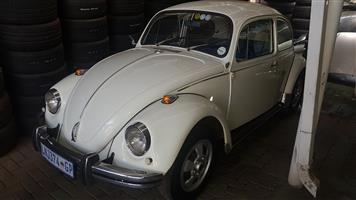 1973 VW Beetle 1.2TSI Club