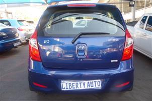 2012 Hyundai i10 1.2 GLS