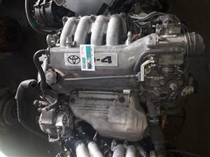 TOYOTA 3SFE COMPLETE IMPORT LOW MILEAGE ENGINES