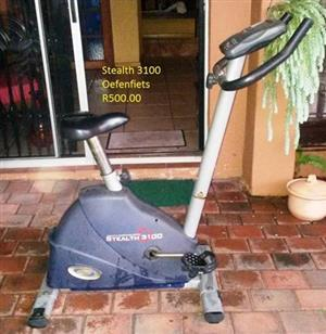 Stealth oefen fiets te koop