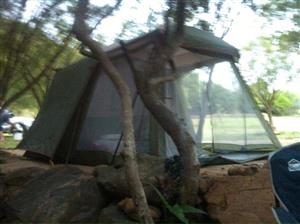 campmaster family cabin 500 tent