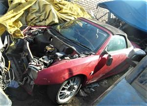 MG VVC Coupe 1.8 for sale as is   AUTO EZI
