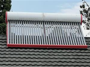 350L Low Pressure Solar Geyser