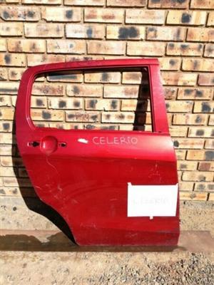 Suzuki Celerio Right Rear Door  Contact for Price