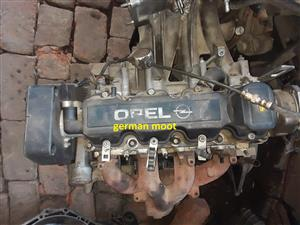 Opel Corsa C 6w used  Engine and many more used spares for sale