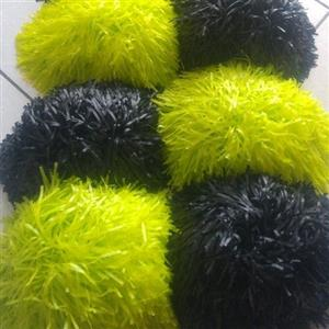 Pom Poms for Cheerleaders in SA