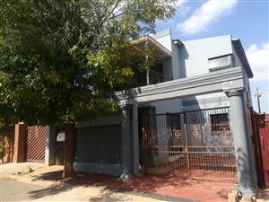 """your ad.  Double story house for rental in the heart of Protea North """" suburb of soweto"""" R7000.00"""
