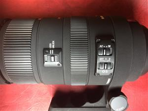 Sigma 150-500mm F5-6.3 DG OS HSM - Nikon mount
