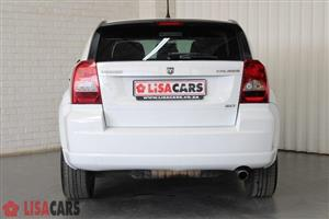 2011 Dodge Caliber 1.8 SXT