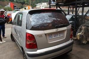We are stripping Hyundai Atos 2005 1.1 Manual
