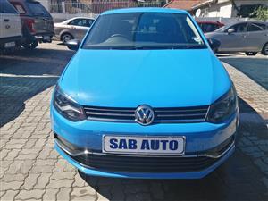 2017 VW Polo hatch POLO 1.0 TSI HIGHLINE (85KW)