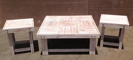 Coffee table Farmhouse series 1090 Combo Glazed