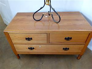 BARGAIN Furniture Oak ,Oregon and Conference Table +Beachwood + Gas Stove Bargains to clear