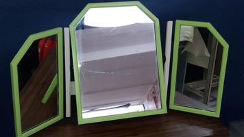 Lime Mirror