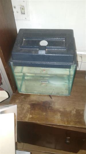 Old fishtank for sale