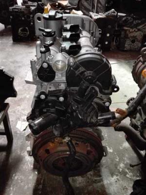 Polo UP 1000cc Engine