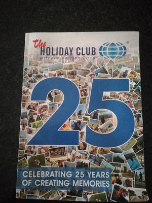 Holiday Club points for sale 16 annual