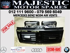Mercedes benz W204 air vents 2013 for sale