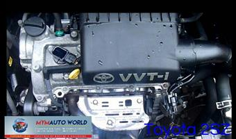 Imported used TOYOTA YARIS 1.3L, 2SZ engine Complete