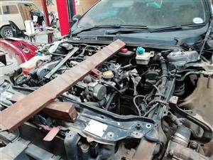 Alfa GT 1.9 Diesel Engine