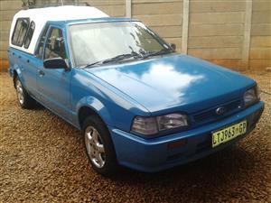 2000 Ford Bantam 1.3i