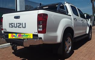 2015 Isuzu KB double cab KB 300 D TEQ LX A/T 4X4 P/U D/C