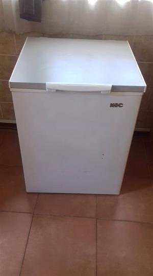 160lt KIC chest freezer