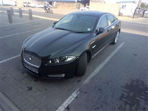 2012 Jaguar XF 3.0 Premium Luxury
