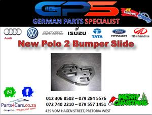 New VW Polo 2 Bumper Slide for Sale