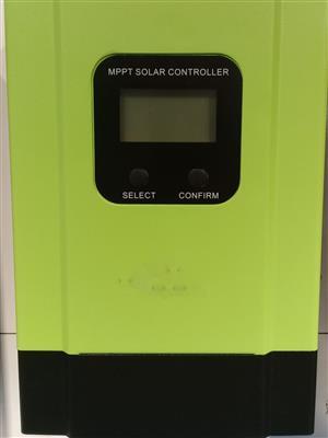 20AMP , 30AMP AND 60AMP 12V/24V/36V/48V GREEN FIVESTAR MPPT CONTROLLER