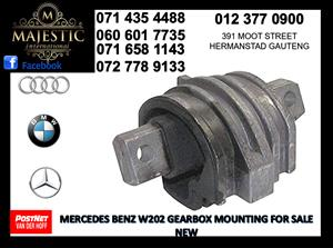 Mercedes benz w202 gearbox mounting for sale