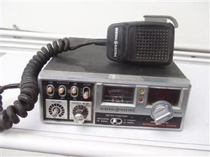 General Electric CB Radio - 40 Channel PLL System