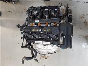 HYUNDAI I20 1.6 ENGINE (G4HJ) FOR SALE