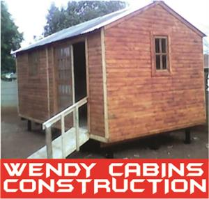 Wendy Cabins Construction