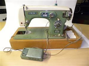 Sewing Machine Frick