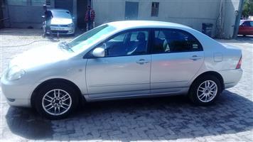 2006 Toyota Corolla 180i GLS