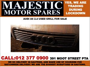 Audi A6 2.4 used grill for sale